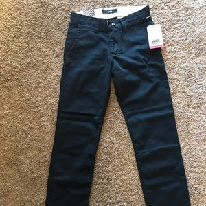 Vans | NWT Kids Authentic Chino Stretch